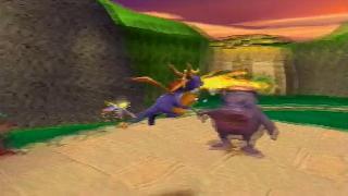 Screenshot Thumbnail / Media File 1 for Spyro the Dragon 2 - Ripto's Rage [NTSC-U]